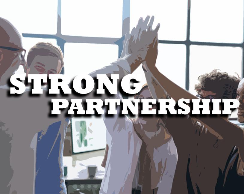 Strong Partnership - Top Rank SEO Philippines